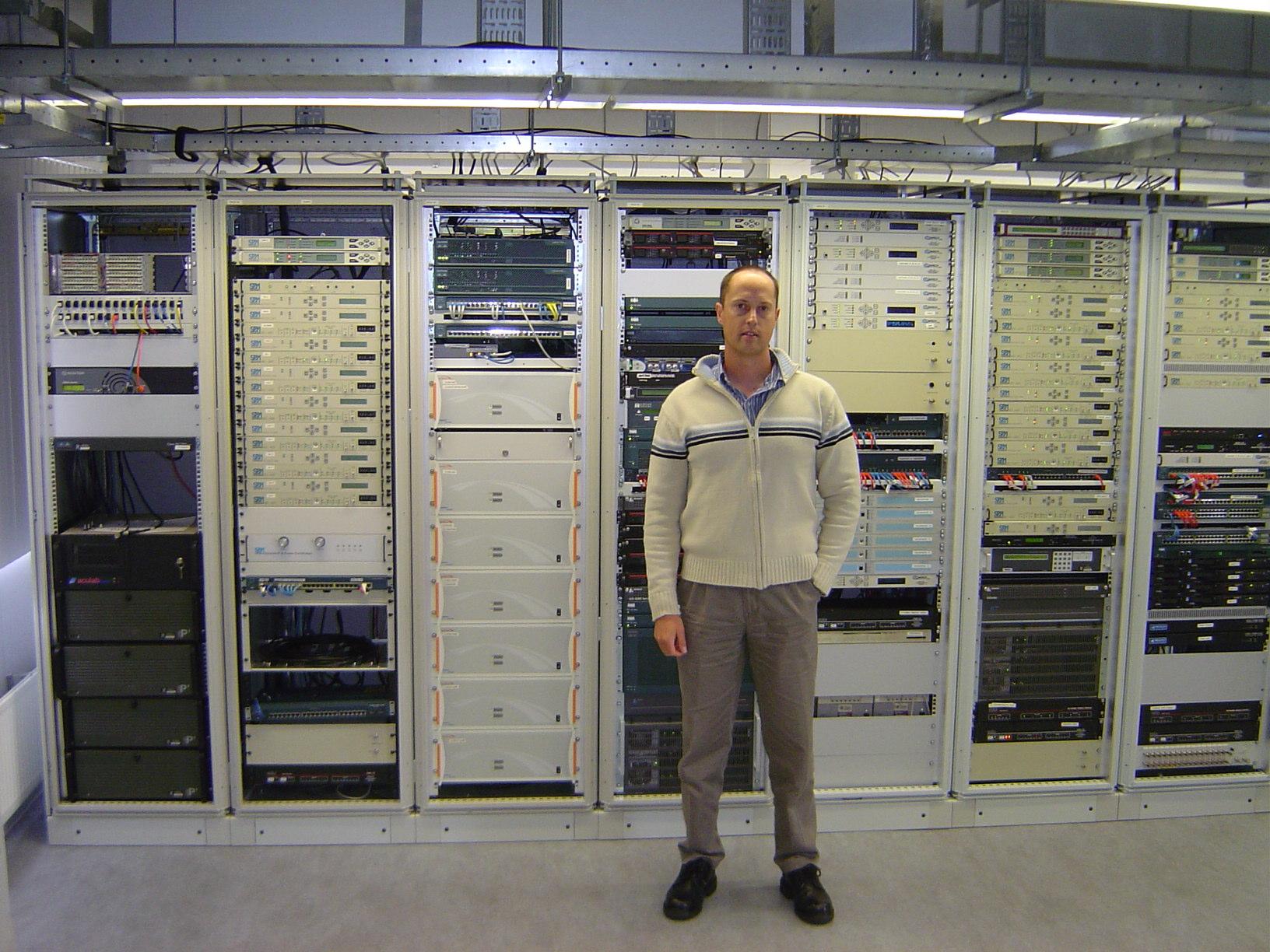 Satellite Teleport
