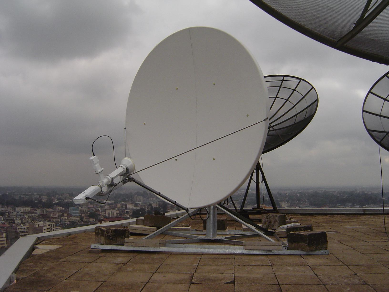 2.4m C-Band in Kenya
