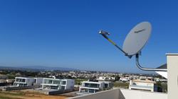 Hughes satellite Internet