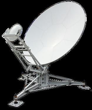 2.4m Flyaway VSAT Antenna
