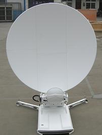 1.2m Auto pointing vsat antenna