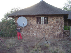 1.2m installed at Game Lodge