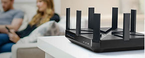 TP-Link Wifi 6 Router