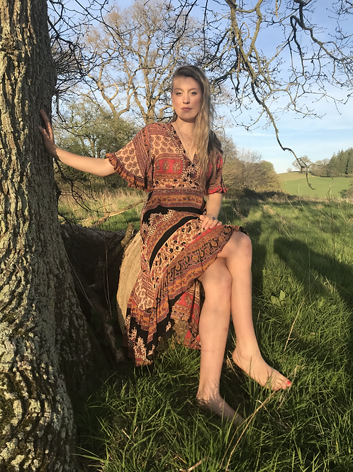 Anjuna Gypsy Dress