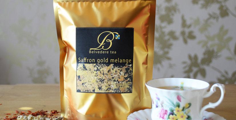 Saffron Gold Melange Tea