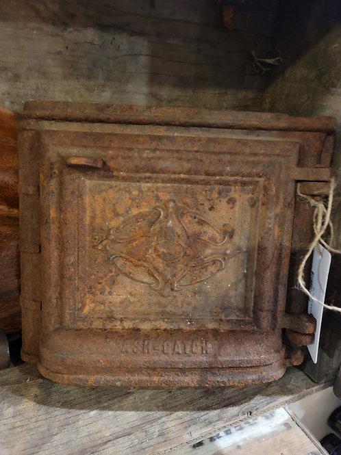 Antique Stove Door, A2