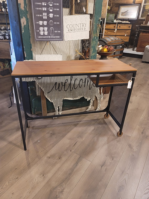Industrial Desk / Console Table, A2