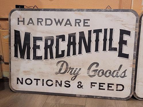 Mercantile Sign, A2