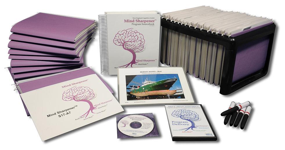 Mind Sharpener Kit