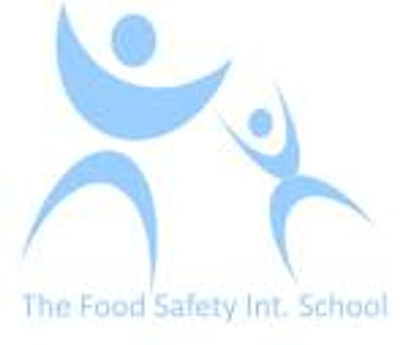 The Food Safety Int. School Logo_Blue