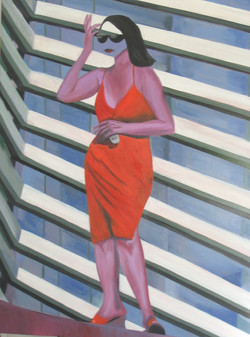 oil on canvas 110x90 cm 2010-17