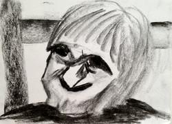 פחם על נייר  2012 012