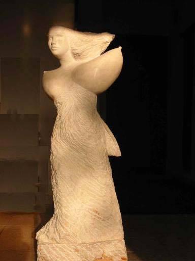 stone,H 120 cm, 2003