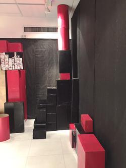 paper installation, 2015
