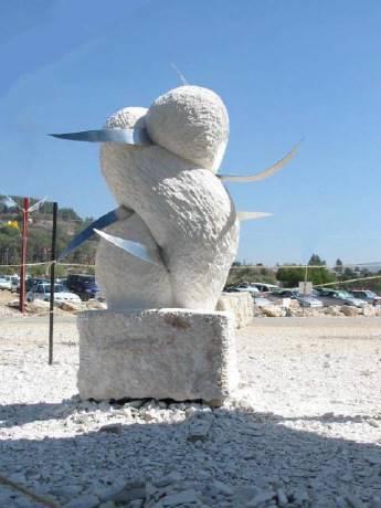 stone 300 cm, 2002