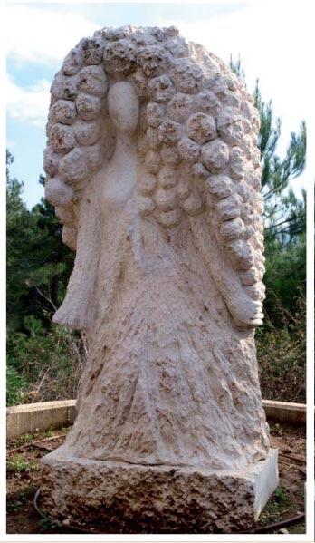 Stone, 350 cm' , 2000, Maalot-Tarchi