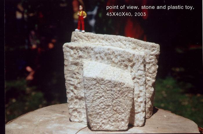 stone, 2001,point of view