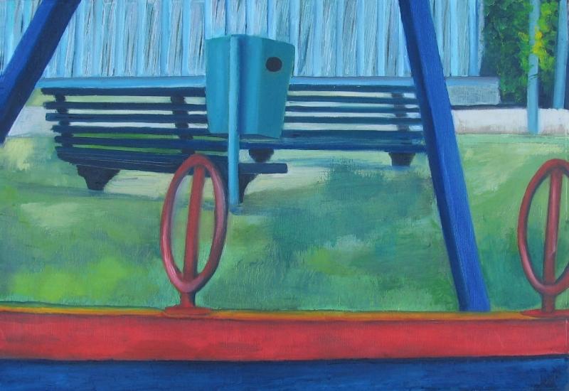 playground 70x50 cm 2010