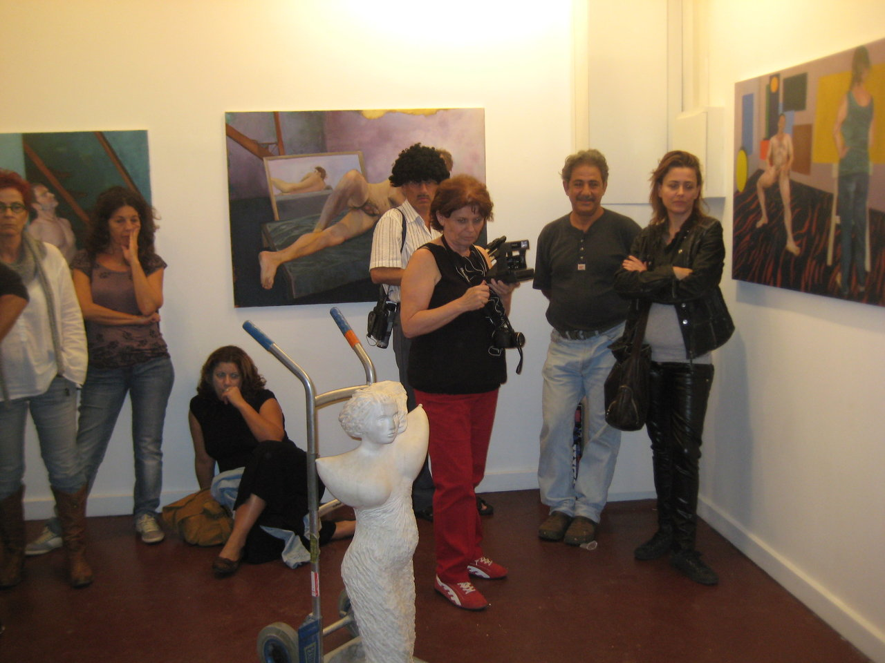 still of performance 2009