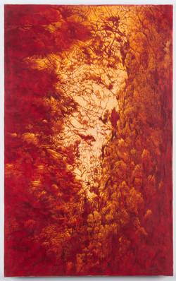 oil on canvas, 80x50, 2017. 137.
