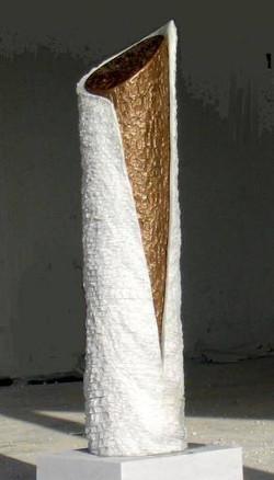 stone, 2002, 2 meter