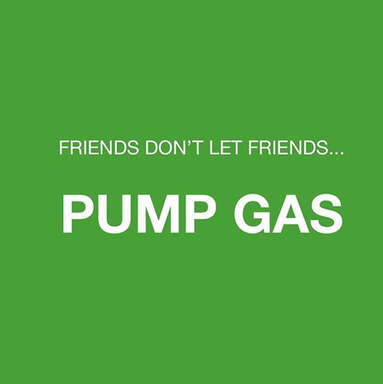 Need Gas_ We will pump for you. _Now you