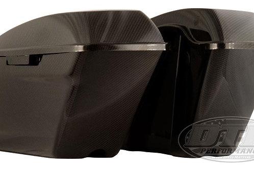 DTF Preformance True Carbon Fiber™ SADDLE BAGS
