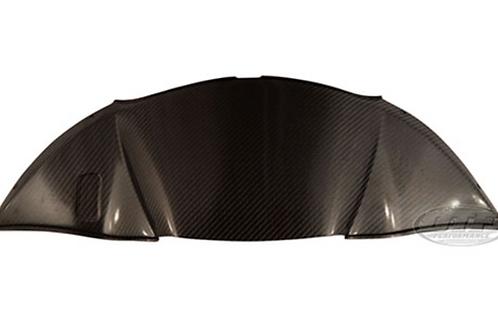 DTF Performance Carbon Fiber Road Glide Top Fairing (Wind Deflector)