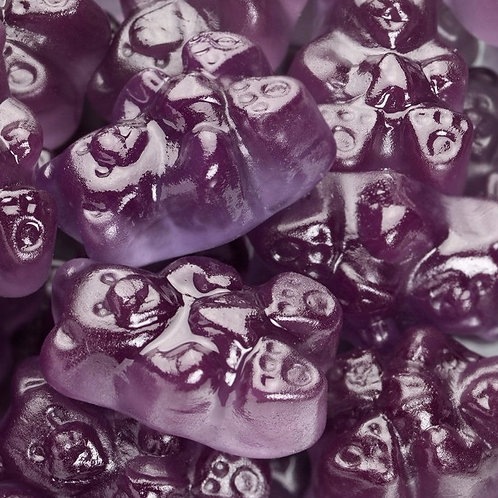 Grape Gummy Bears