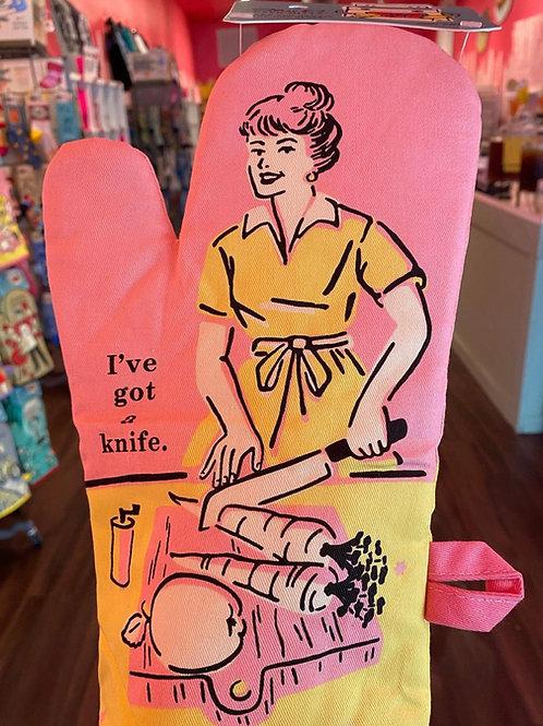 I've Got a Knife