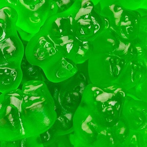 Green Apple Gummy Bears