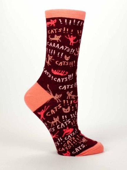Cats Cats Caaaats Socks