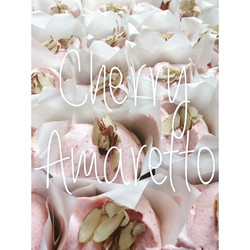 Hellllloooo Cherry Amaretto!! Definitely loving our new summer flavor! #almondcake #cherrybuttercrea