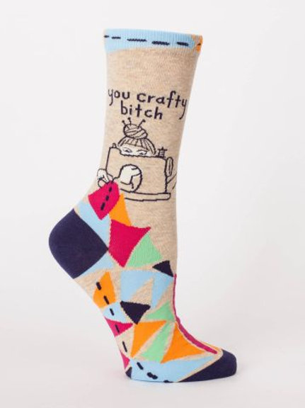 Crafty Bitch Socks
