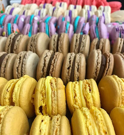 Come in and get yourself a Macaron or two! We also have a Buy 3, Get 1 for Free deal on all of our s