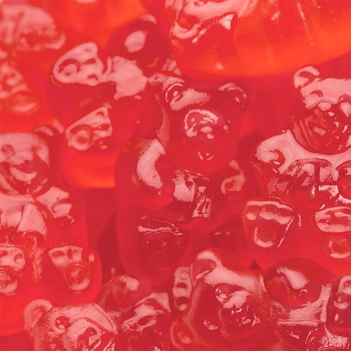 Strawberry Gummy Bears