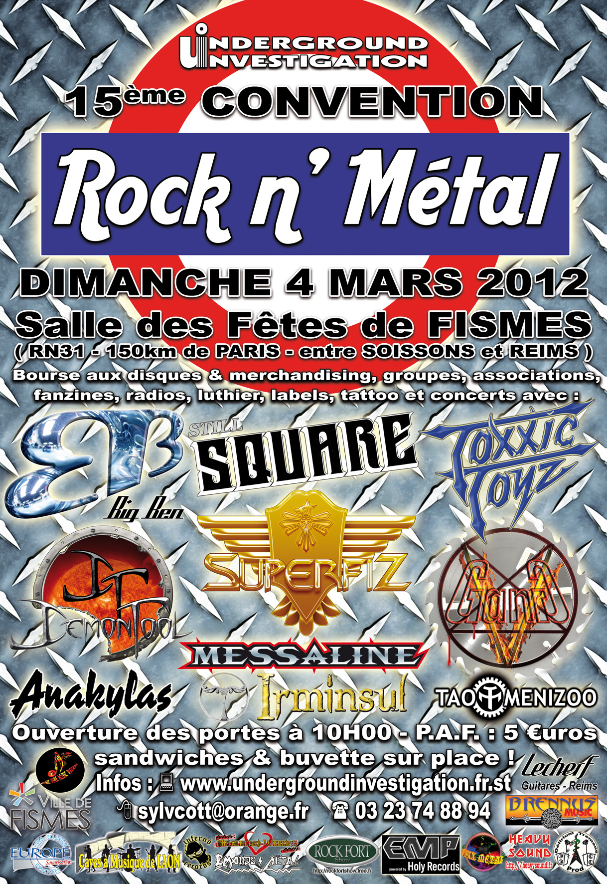 Convention Rock n' Metal 2012 (1)