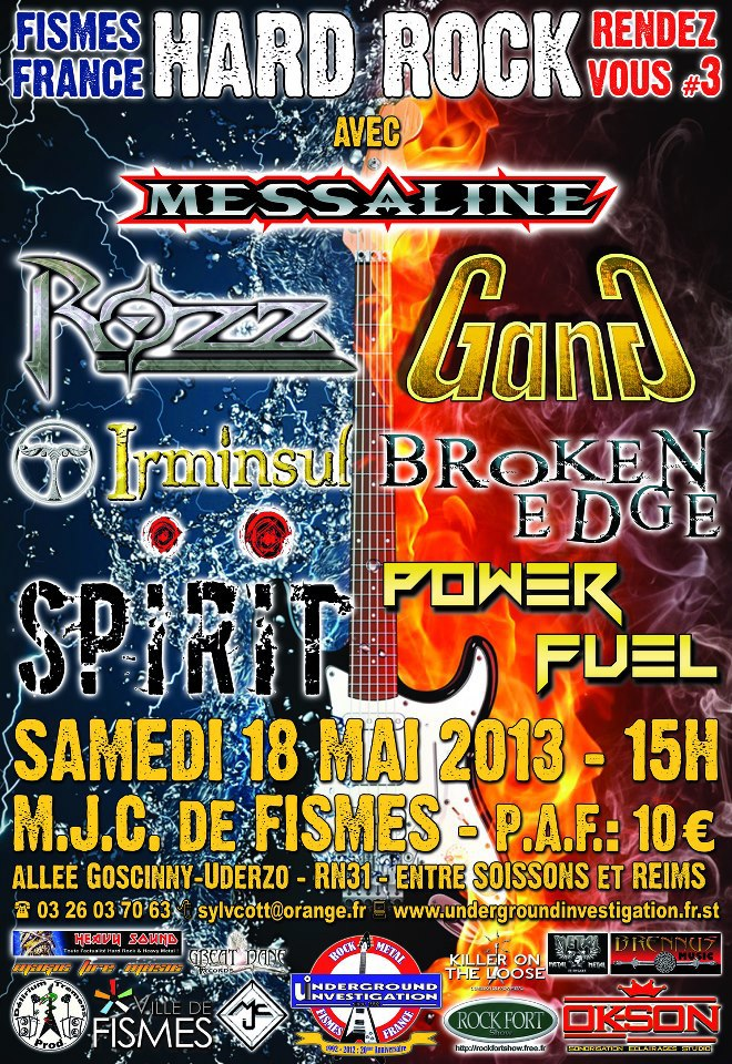Fismes France Hard Rock Rendez-Vous 2013 (1)