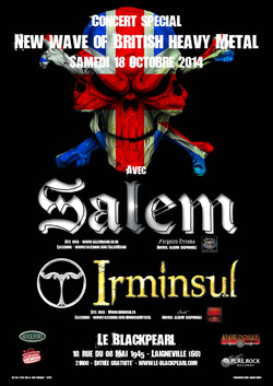 Le BlackPearl 2014 - Salem + Irminsul (1)