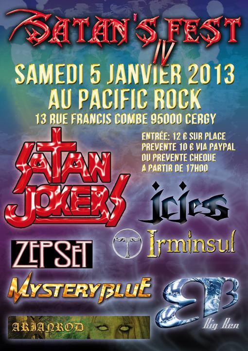 Satan's Fest 2013 (1)