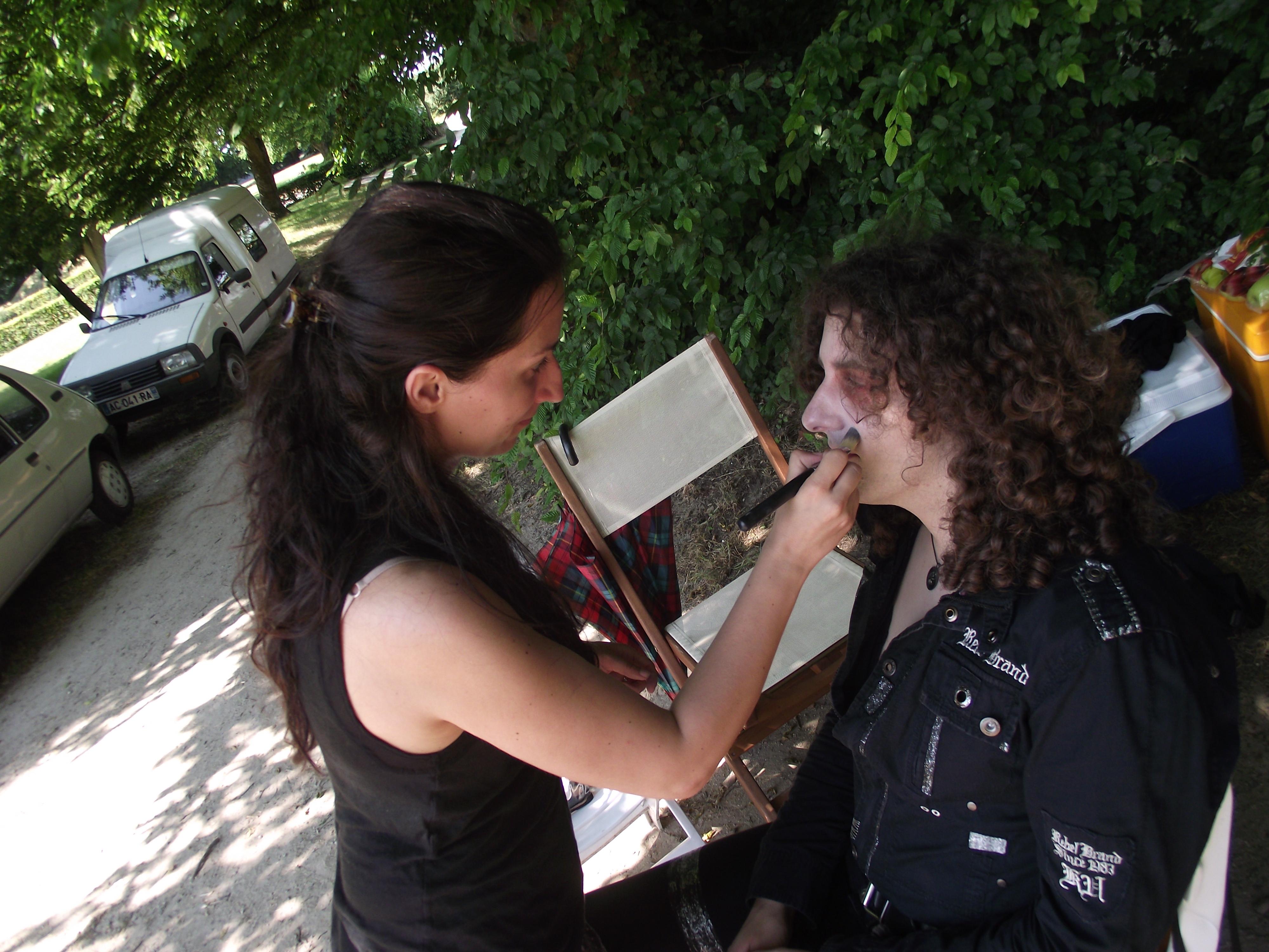 Tournage clip Geist - Les 20 et 21 Juillet 2013 (28)