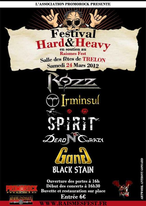 Festival Hard n' Heavy 2012 (1)