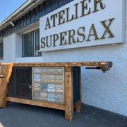 Etabli de menuisier Atelier Supersax