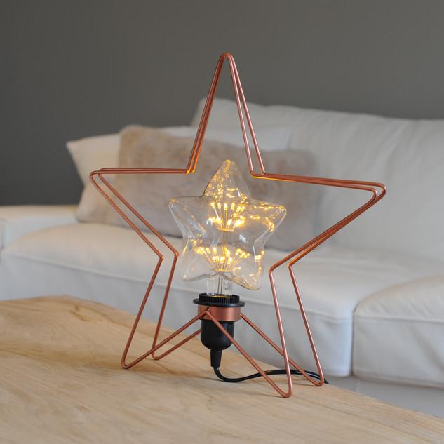 Lampe étoile July