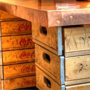 Bureau Coca cola