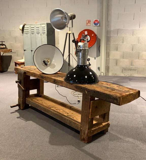 Etabli Atelier Supersax