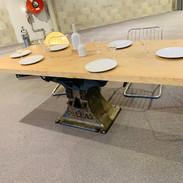 Table Pallas