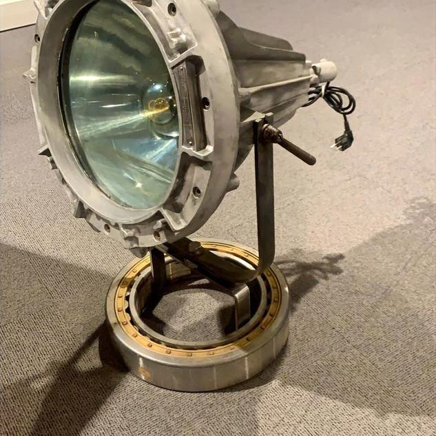 Lampe Mapelec Atelier Supersax