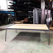 Table de salon modèle Gauthier grand format