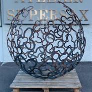 Sphère Fer à cheval Atelier Supersax